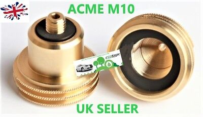 ACME M10 LPG-GPL-Autogas filling point ADAPTER GERMANY BELGIUM HOLLAND EUROPE