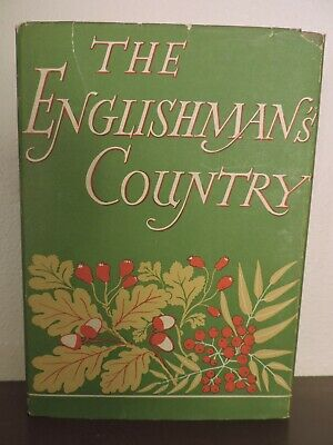 The Englishman's Country Britain in Pictures Series Omnibus Hardback book 1945