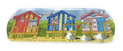 Tea Coffee Tray Emma Ball A Day At the Seaside