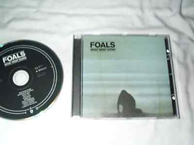 Foals CD - What Went Down (2015) + Inlay Booklet *EXC*