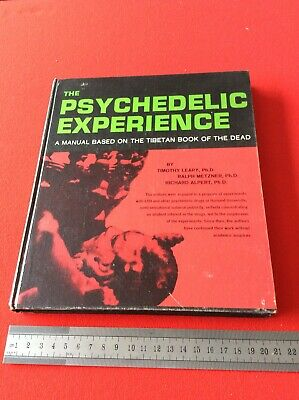 The Psychedelic Experience Rare Book