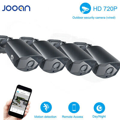 JOOAN HD 720P Outdoor Waterproof CCTV DVR Security Bullet Camera IR Night Vision