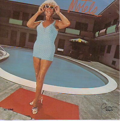 The MOTELS - The Motels (CD 1992)S21-57645