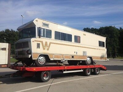 TRANSPORT, Wohnmobil, Baucontainer, Wohncontainer, Imbisscontainer, Seecontainer
