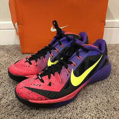 cheap for discount e0c1b 488f3 Nike Hyperdunk 2014 Low, City Pack - L.A., Men s Size 12