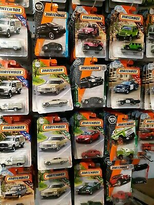 2018 2019 Matchbox 40% off Total with 4+ cars (Brand New Q case is live 8-9)