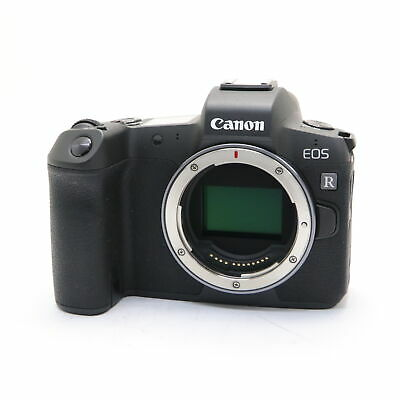 Canon EOS R Mirrorless Digital Camera Body 30.3MP Full-Frame -Near Mint- #41