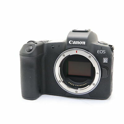Canon EOS R Mirrorless Digital Camera Body 30.3MP Full-Frame -Near Mint- #43