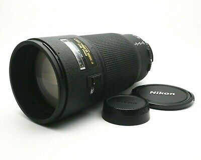 【Near Mint】Nikon Zoom NIKKOR AF 80-200mm f/2.8 D ED Lens From JAPAN #67