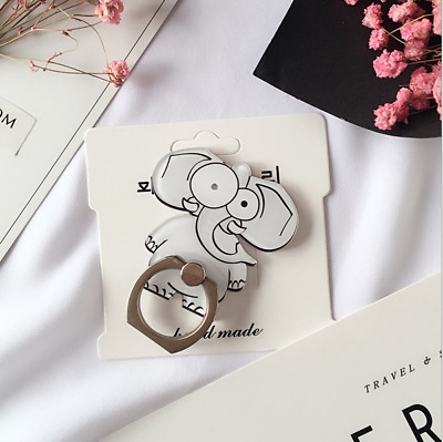 Universal Holder Mount 360° Rotates For iPhone, Samsung Phones Cute Elephant