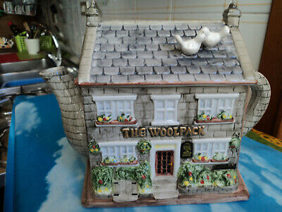 Teiera Collezione The Woolpack Cottage Posto Ristoro Western House By Annie Rowe