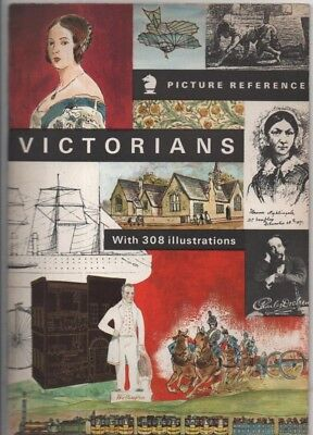 Victorians - Picture Reference (1965 paperback)
