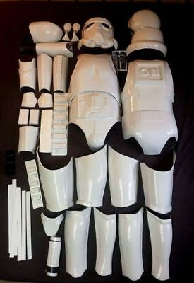 Star-Wars-A-New-Hope-Film-Grade-Storm Trooper Sand Trooper Costume Armour Kit