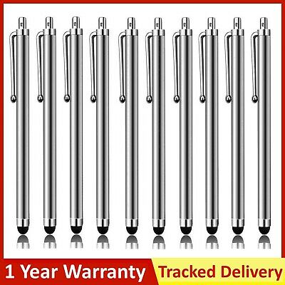 10 X Touch Screen Stylus Pen For All Mobile Phones / Tablet / Ipad / Tab