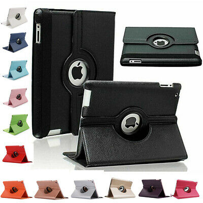 NEW For Apple iPad 10.5 inch 2019 Case 360 Rotating Smart Stand Cover for iPad