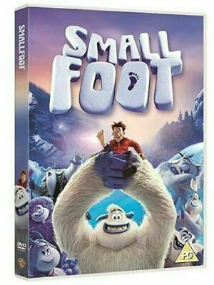 Small Foot DVD Including Special Features New Sealed