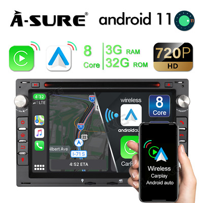 Android 9.0 Autoradio  DVD GPS VW Passat B5 GOLF MK4 TRANSPORTER T5 1998-2009