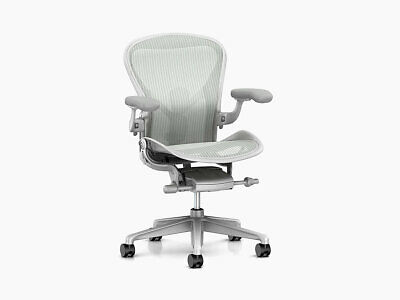 Herman Miller  Aeron Chair Size C Open Box | AUTHENTIC | Office Designs Outlet