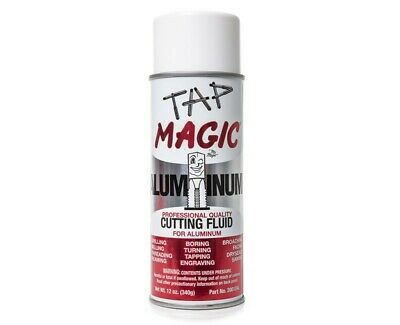 Tap Magic® Aluminum Cutting Fluid, 12 oz aerosol