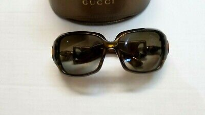e13d91e7ebb PRE-OWNED AUTHENTIC GUCCI GG 2969 N S HXICC Bamboo Sunglasses Made ...