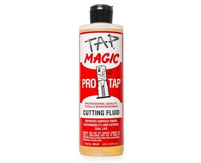 Tap Magic® Pro Tap Cutting Fluid, 16 oz spout top bottle