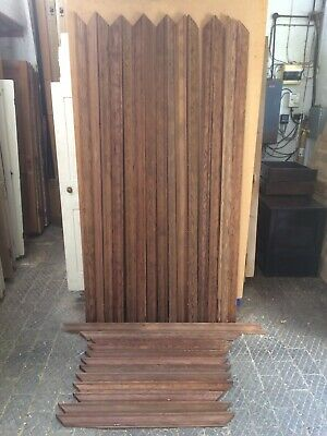 Reclaimed Stripped Pine 1920s/1930s Door Architrave Sets