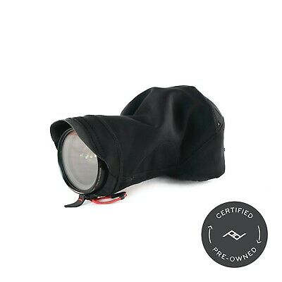 Peak Design Shell Camera Rain & Dust Cover (Medium) - PD Certified
