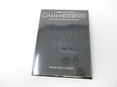 Pre-Owned Game of Thrones: The Complete Seventh 7th Season (DVD, 2017)