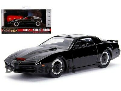 Jada 1:3 2 Hollywood Rides Knight K. I. T. T.1982 Pontiac Firebird 99799 Auto