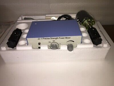 New Electric Laboratory Variable Speed Overhead Stirrer Mixer w/ Controller