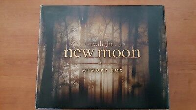 The Twilight Saga: New Moon (Limited Edition Memory Box) [DVD]