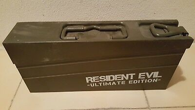 Resident Evil Ultimate Edition munition box