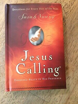 Jesus Calling: ENJOYING PEACE IN HIS PRESENCE by Sarah Young (Hardcover, Special