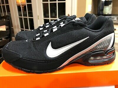 a7fd8f137a719 NEW Mens Nike Air Max Torch 3 Running Shoes 319116-011 Black White Size