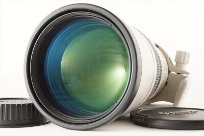 [Mint] Canon EF 300mm F4 L IS USM EFmount w/Box&Case, from Japan