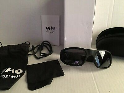OHO SunShine Smart Bluetooth Connect Polarized Glasses