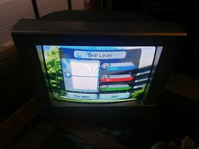 Vintage DL Colour TV D1403~14 inch~EC~Extremely Rare~Collectible