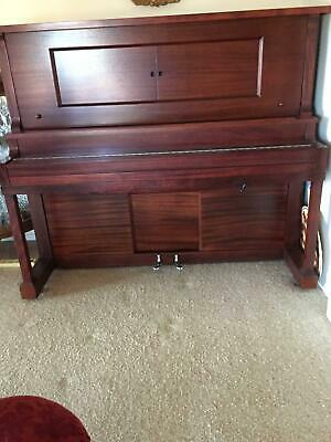 Piano, Player rolls, Stool and Roll Cabinet