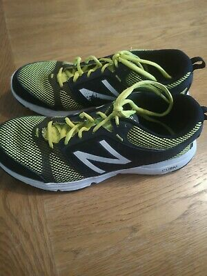 a332bdaa2 NEW BALANCE MENS RUNNING SHOES TRAINERS 577 SIZE 9 UK Black yellow celtic fc