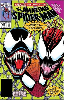 True Believers Amazing Spiderman #363!!