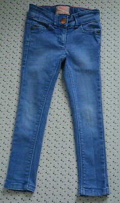 Beautiful Next Blue Girls Skinny Jeans Age 5 Years Worn Once