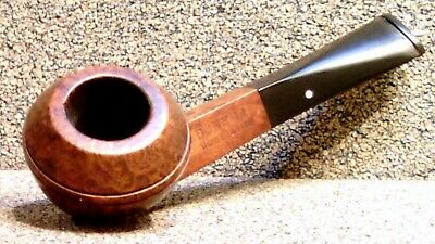 DUNHILL - Root Briar #3117, Petite Bulldog - Smoking Estate Pipe / Pfeife