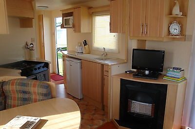 Caravan to hire, let, rent near Skegness, Ingoldmells & Butlins