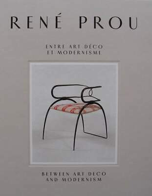 BOEK/LIVRE : René Prou (art deco furniture ...