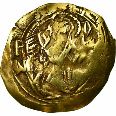 [#654186] Coin, Andronicus II Palaeologus, Hyperpyron, 1325-28, Constantinople