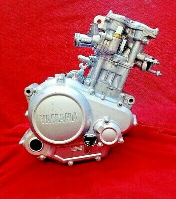 🏍️YAMAHA YZF125 ENGINE:Fits 2014-19 :OFFER WITH PART X ONLY:POST EU✔GUARANTEE D