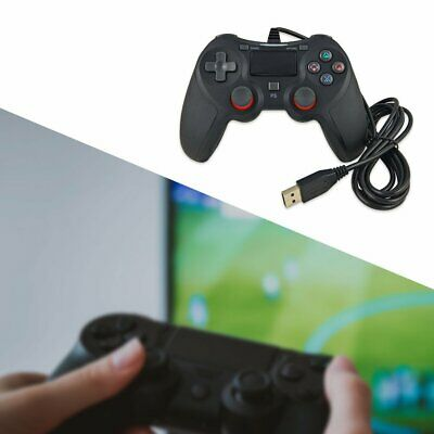 USB Wired Gamepad For Playstation For Sony PS4 Controller Joystick Contro RU