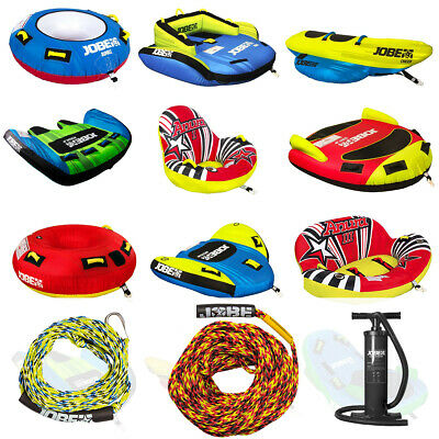Jobe Inflatable Towable Ringo Packages - Waterski - Ropes & Pumps