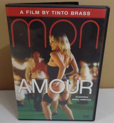 Mon Amour DVD Out of Print RARE Tinto Brass / Anna Jimskaia - Monamour OOP