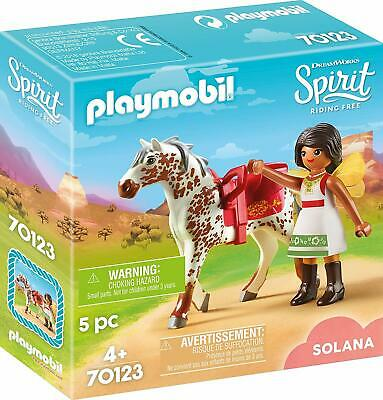 Playmobil DreamWorks Spirit 70123 Vaulting Solana